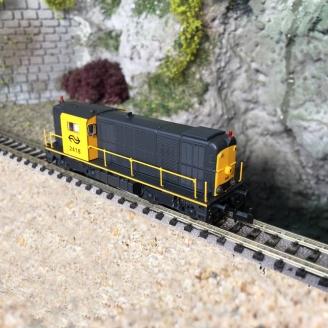 Locomotive Rh 2400 NS Ep IV digital son-N-1/160-PIKO 40425