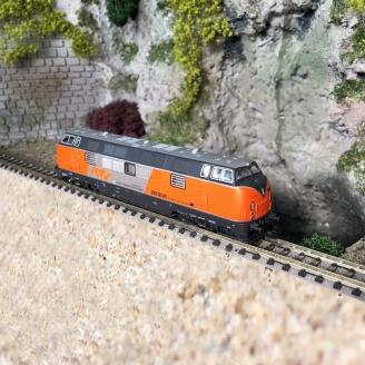 Locomotive 221 134-0 RTS Ep VI-N-1/160-PIKO 40506