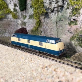 Locomotive 221 147-2 DB Ep IV-N-1/160-PIKO 40504