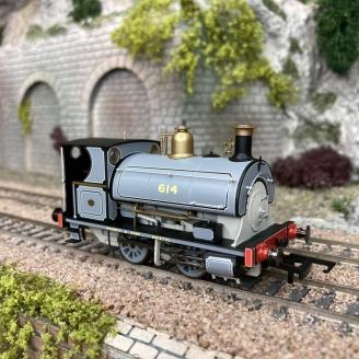 Locomotive Peckett 614, centenaire 2017- 00 1/76 - HORNBY R3825