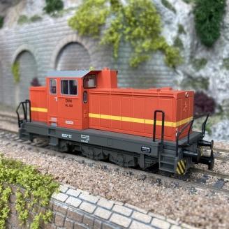 Locomotive DHG 700 Ep VI digital Mfx 3R-HO 1/87-MARKLIN 36700