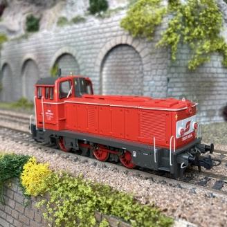 Locomotive série 2067 ÖBB Ep V-HO 1/87-ROCO 72910