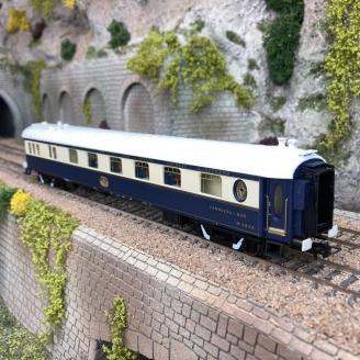 Voiture Simplon Orient Express Ep IV-V-HO 1/87-RIVAROSSI HR4319