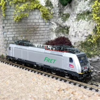 Locomotive série 186 185-5 SNCF Ep VI-N-1/160-ARNOLD HN2497