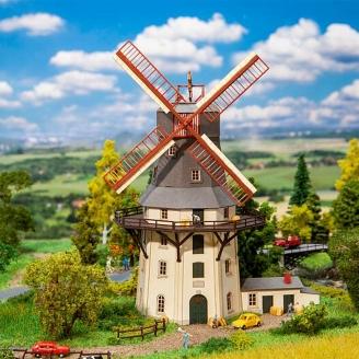 Moulin de l'Oberneuland-Z 1/220-FALLER 282789