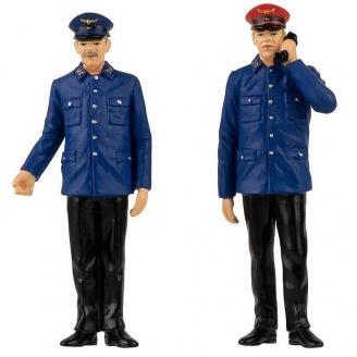 2 Chefs de Gare-G 1/22.5-POLA 331512