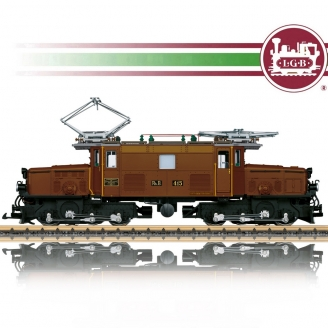 Locomotive Ge 6/6 I crocodile 415 digital son -G 1/22.5-LGB 23407