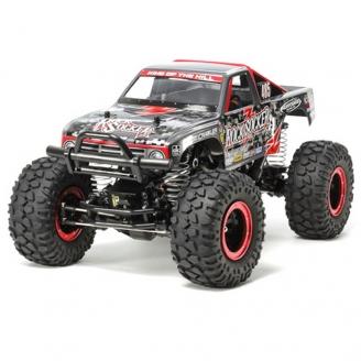 Crawler Rock Socker 4WD CR01 Kit - 1/10 - TAMIYA 58592