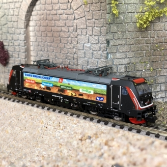 "Locomotive série 187 420-5 ""K+S"" Ep VI-N-1/160-ARNOLD HN2515"
