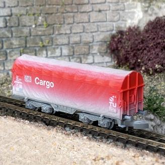 Wagon Shimmns 718 DB Cargo Ep V -Z 1/220-MARKLIN 86357