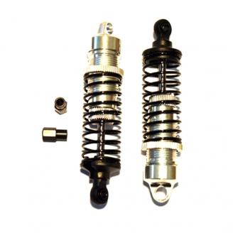 2 Amortisseurs en aluminium 75mm - 1/10 - CARSON 500405755