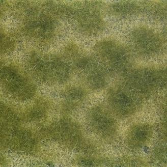 Tapis de feuillage sécable 12 x 18 cm Vert / Beige-HO-1/87-NOCH 07253