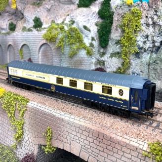 Voiture Service croisière Simplon Orient Express Ep IV-V-HO 1/87-RIVAROSSI HR4320