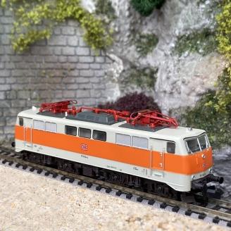 Locomotive 111 162-4 DB Ep V digital son-N 1/160-MINITRIX 16115