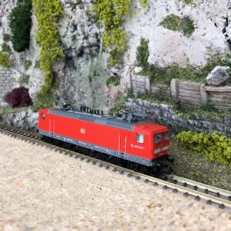 Locomotive class 112.1, DB Ep VI Digital son- N 1/160 -FLEISCHMANN 734578
