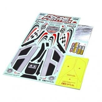 Planche de Stickers Racing Fighter - 1/10 - TAMIYA 9495877