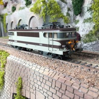 Locomotive BB-9481 - Avignon - SNCF Ep V - HO 1/87 - LSMODELS 10224