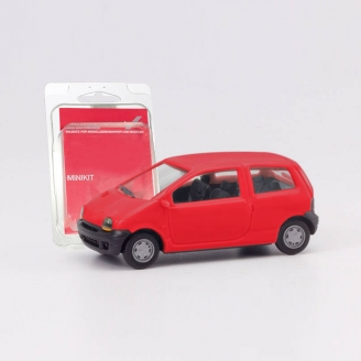 Renault Twingo Rose Kit-HO 1/87-HERPA 12218005