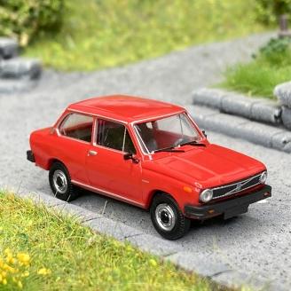 Volvo 66 rouge -HO 1/87-BREKINA 27600