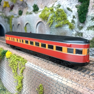 Voiture pilote Southern Pacific US -HO 1/87- ATHEARN 1838 DEP103-514