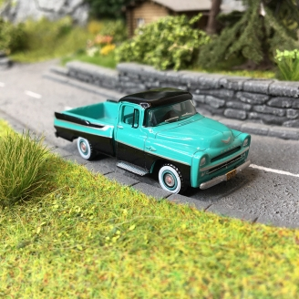 Pick-Up Dodge D100 Sweptside 1957-HO-1/87-OXFORD 29481