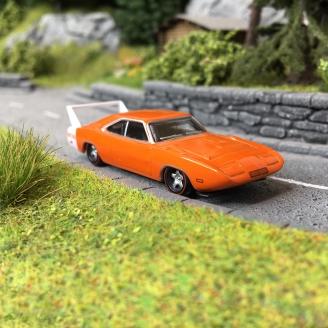 Dodge Charger Daytona Orange 1969-HO-1/87-OXFORD 29467