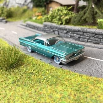 Pontiac Bonneville Coupé 1959-HO 1/87-OXFORD 33488