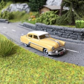 Pontiac Chieftain 4P 1954-HO 1/87-OXFORD 33495