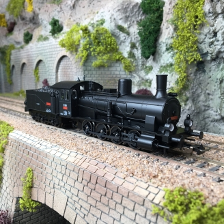 Locomotive BR 413 073 CSD Ep III-HO 1/87-PIKO 57561
