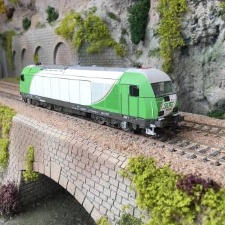 Locomotive Diesel ER20 1223 103-3 SETG Ep VI-HO 1/87-PIKO 57992