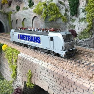 Locomotive class 383, Metrans Ep VI-HO 1/87-ROCO 71946