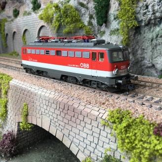 Locomotive 1142 684-8, ÖBB Ep VI-HO 1/87-ROCO 73610