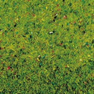 """Tapis de gazon """"pré des fleurs"""" 200 cm x 100 cm-HO 1/87-NOCH 00011"""