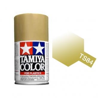 Or Métallisé Spray de 100ml-TAMIYA TS84