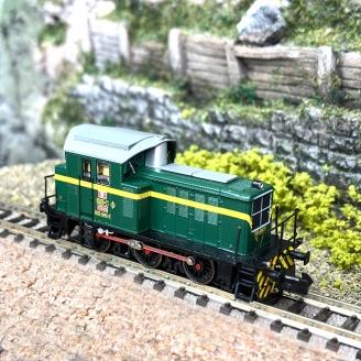 Locomotive 303-040 Renfe Ep IV  digital -N 1/160-ARNOLD HN2509D