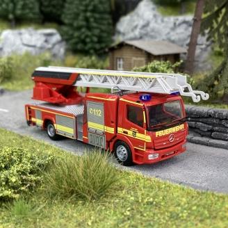 Magirus DLK 32 Pompiers-HO 1/87-RIETZE 71654