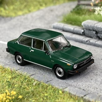 Volvo 66 vert foncé -HO 1/87-BREKINA 27601