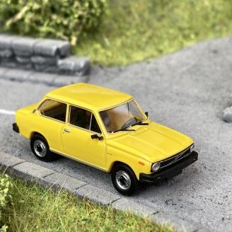 Volvo 66 jaune -HO 1/87-BREKINA 27602