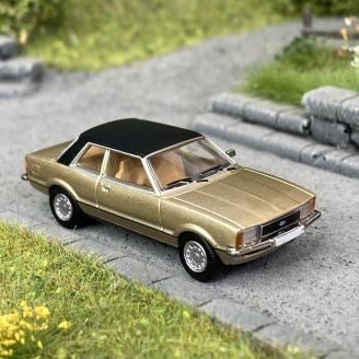 Ford Taunus TC2 Champagne toit vinyl-HO 1/87-PCX870004