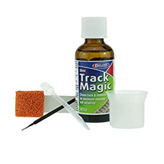 Nettoyant voies et contacts Track Magic - DELUXE MATERIALS AC13