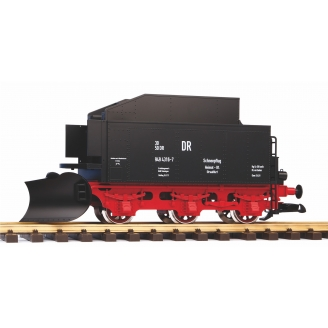 Tender chasse neige DR Ep IV - G 1/22.5 - PIKO 37821