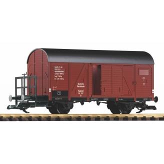 Wagon couvert à 2 essieux DRG Ep II - G 1/22.5 - PIKO 37961