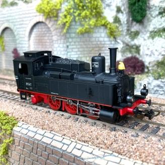 Locomotive BR 89.2 DR Ep III -HO 1/87- PIKO 50057