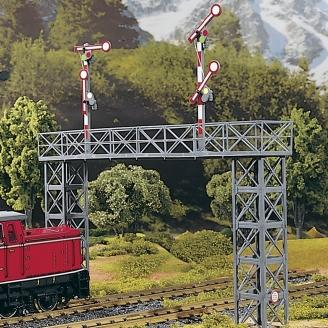 """Pont de signalisation """"Rosenbach""""-G 1/22.5-PIKO 62033"""