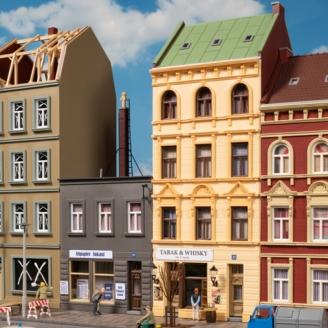 Maisons de ville Schmidtstrasse 35/37 - HO 1/87 - AUHAGEN 11464
