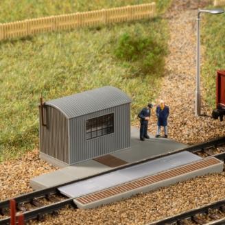 Balance Ferroviaire-N 1/160-AUHAGEN 14487