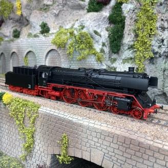 Locomotive BR 01 DB Ep III Digital son-HO-1/87-BRAWA 40906