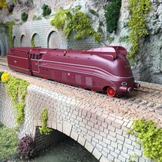 Locomotive série 01.10, DRG Ep II digital son-HO 1/87- ROCO 71205