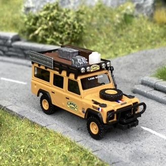 Land Rover Defender Camel Trophy France-HO 1/87-BUSCH 50379