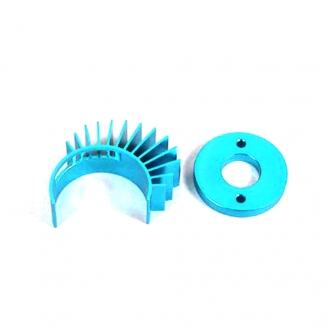 Radiateur moteur alu DT02 - 1/10 - TAMIYA 53831